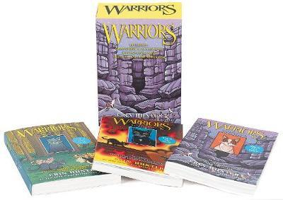 Warriors Manga 3-Book Full-Color Box Set by Erin Hunter