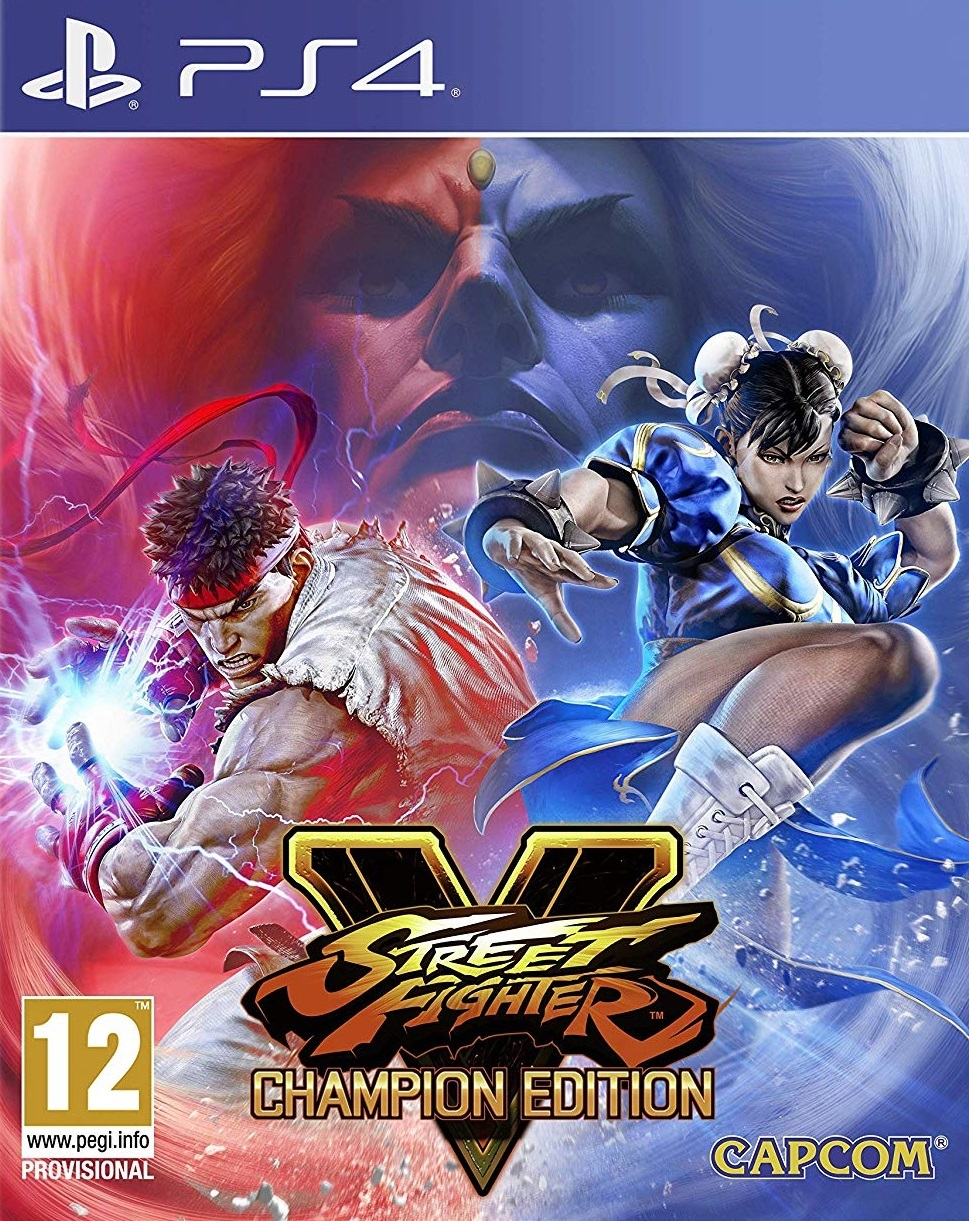 Street Fighter V Champion Edition for PS4 image