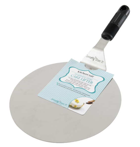 KitchenCraft: Sweetly Does It - Cake Lifter (25cm)