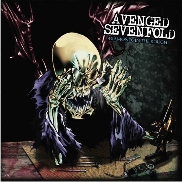 Diamonds In The Rough (Limited Edition) by Avenged Sevenfold