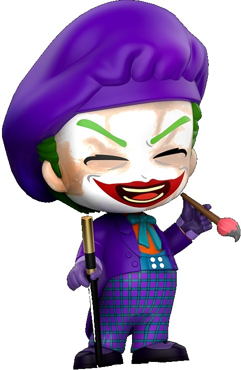 Batman (1989): Laughing Joker - Cosbaby Figure
