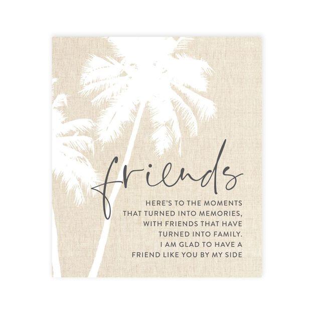 Splosh: Tranquil Friends Verse