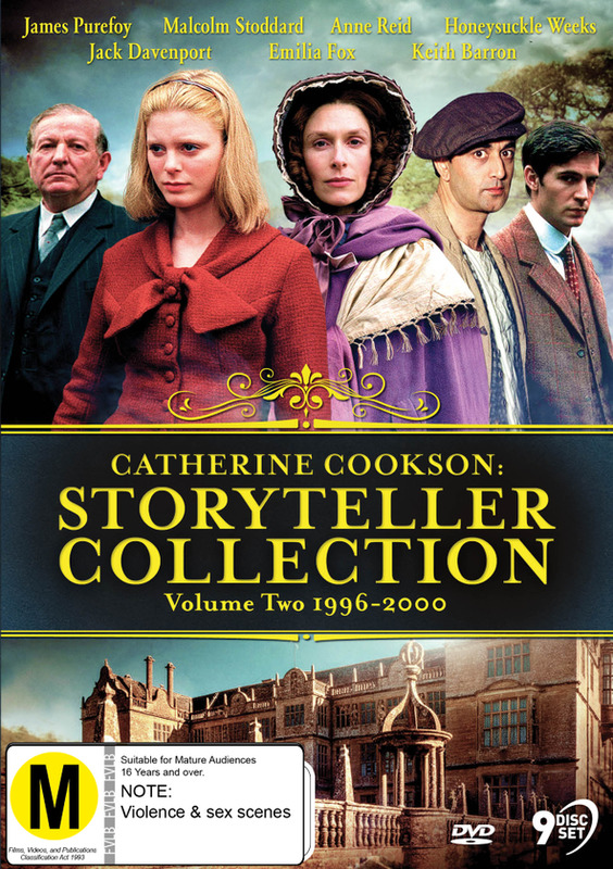 Catherine Cookson: Storyteller Collection - Volume Two 1996-2000 on DVD