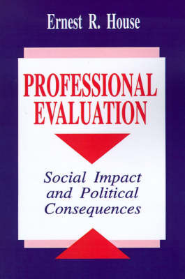 Professional Evaluation by Ernest R. House image