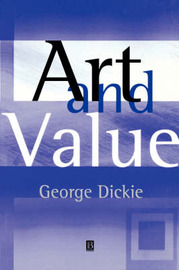 Art and Value by George Dickie image