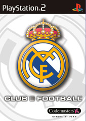 Club Football Real Madrid for PS2