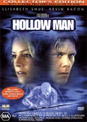Hollow Man Collector's Edition on DVD