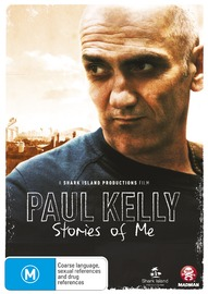 Paul Kelly: Stories of Me on DVD