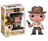 The Walking Dead Rick Grimes Pop! Vinyl Figure - Regular Version