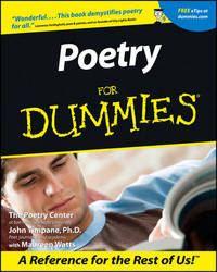 Poetry For Dummies by The Poetry Center