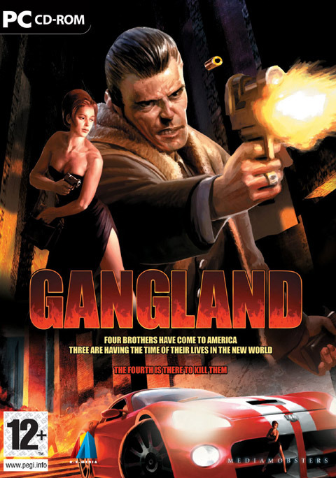 Gangland (Replay) for PC Games