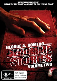 Deadtime Stories (Volume Two) on DVD