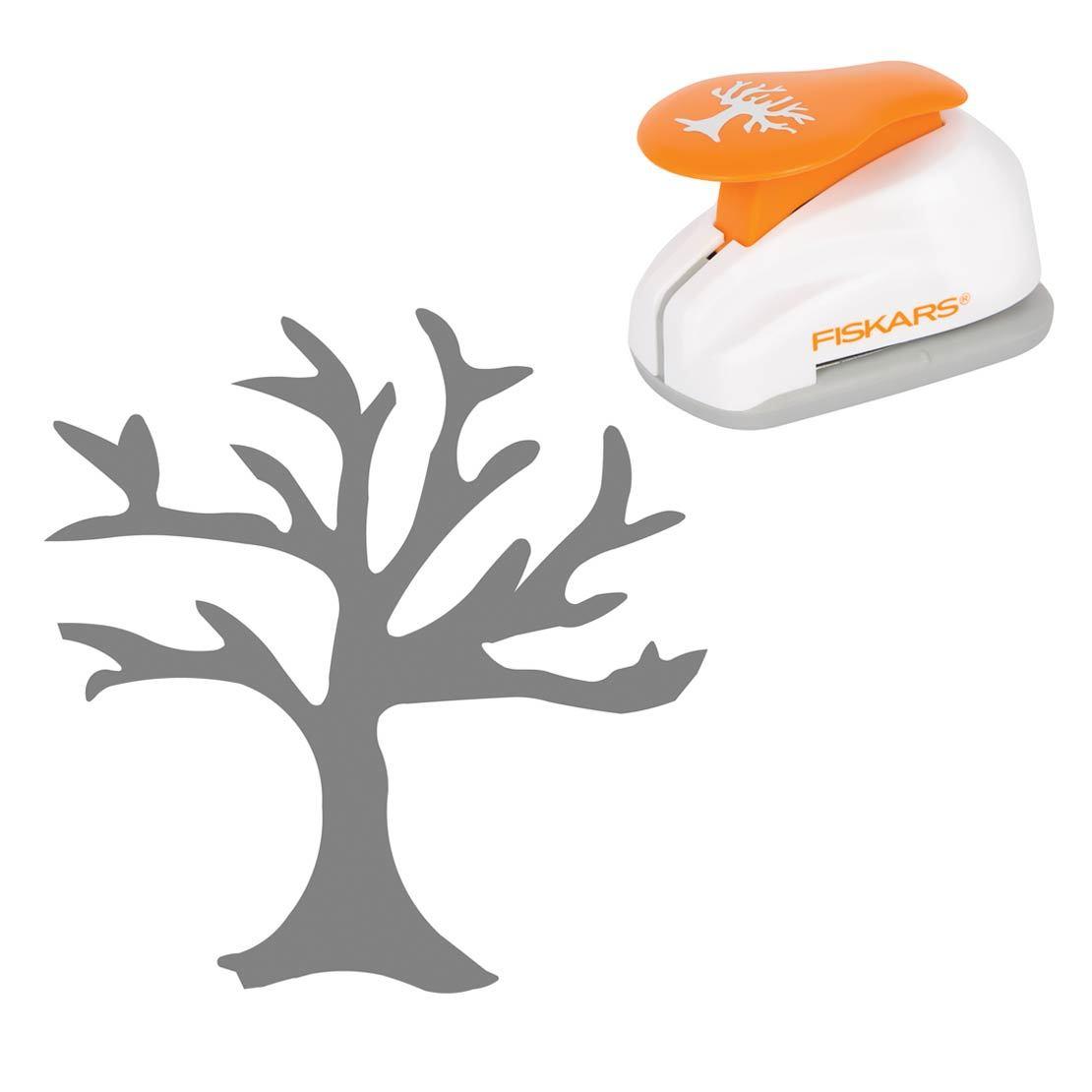 """Fiskars Lever Punch - 1"""" Tree (Medium) image"""