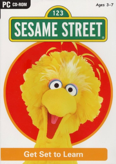 Sesame Street - Get Set to Learn for PC Games image