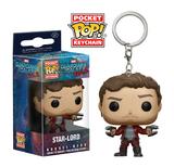 Guardians of the Galaxy: Vol. 2 - Star-Lord Pocket Pop! Key Chain