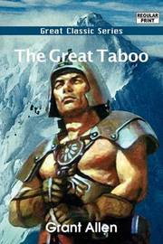 The Great Taboo by Grant Allen image