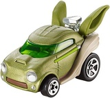 Hot Wheels: Star Wars Character Car - Yoda