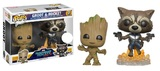 Guardians of the Galaxy: Vol. 2 - Groot & Rocket Pop! Vinyl 2-Pack