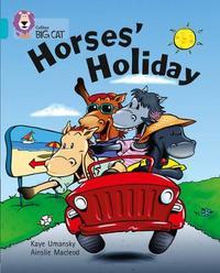 Horses' Holiday by Kaye Umansky image