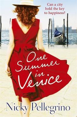 One Summer in Venice by Nicky Pellegrino image