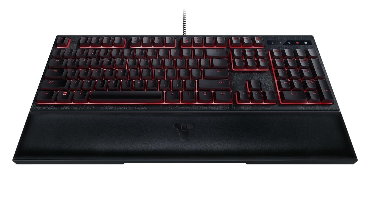 Destiny 2 Razer Ornata Chroma Gaming Keyboard for PC Games image