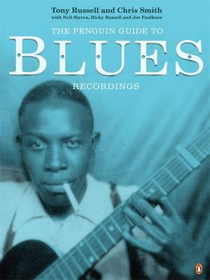 The Penguin Guide to Blues Recordings by Tony Russell image