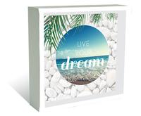 Kelly Lane: Turtle Bay Shadow Box - Dream