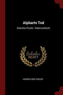 Alpharts Tod by Heinrich Der Vogler image