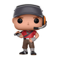 Team Fortress 2: Scout - Pop! Vinyl Figure