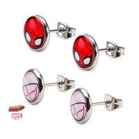Marvel: Spider-Gwen - Earrings Set image