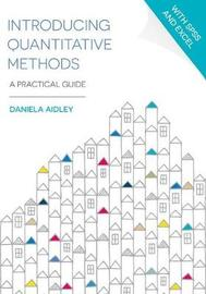 Introducing Quantitative Methods by Daniela Aidley image