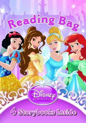 Disney Princess Reading Bag Pack