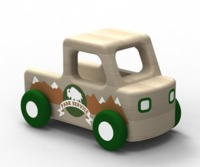 Moover: Park Service - Wooden Mini Car