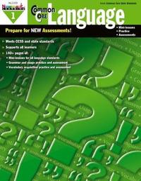 Common Core Practice Language Grade 1 image