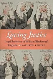 Loving Justice by Kathryn D. Temple