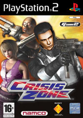 Crisis Zone + G Con 2 Gun Bundle for PlayStation 2