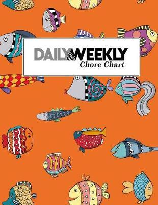 Daily & Weekly Chore Chart by Rogue Plus Publishing