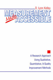 Measurement Made Accessible by D.Lynn Kelley image