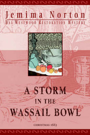 A Storm in the Wassail Bowl by Jemima Norton image