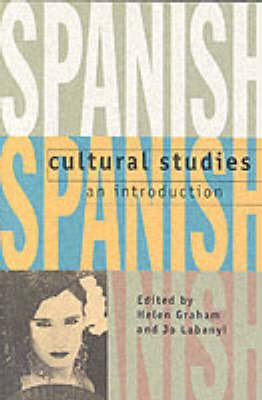 Spanish Cultural Studies: An Introduction image