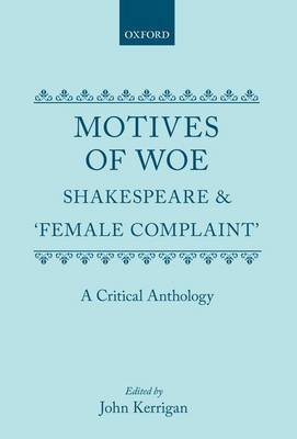 Motives of Woe image