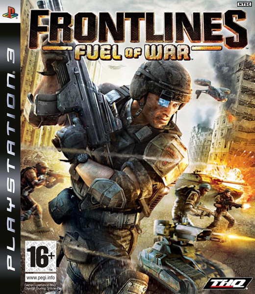 Frontlines: Fuel of War for PS3