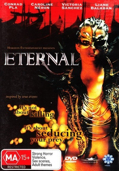 Eternal (Repackaged) on DVD