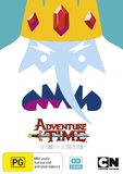 Adventure Time - The Complete Second Season DVD