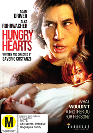 Hungry Hearts on DVD