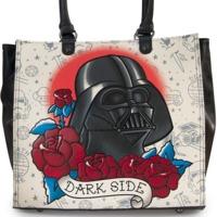 Loungefly Star Wars Darth Vader Tattoo Tote