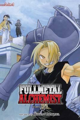 Fullmetal Alchemist (3-in-1 Edition), Vol. 3 by Hiromu Arakawa