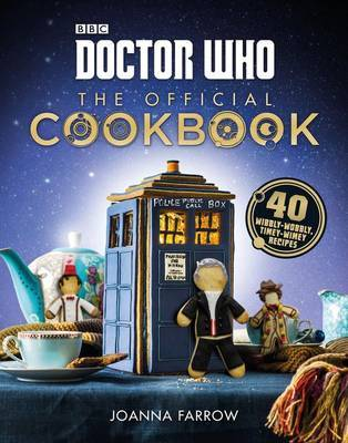 Doctor Who: The Official Cookbook by Joanna Farrow image