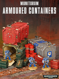 Warhammer 40,000 Munitorum Armoured Containers image