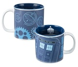 Doctor Who: Heat-Reactive Ceramic Mug